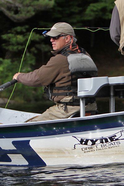 Blue Heron Fly Fishing - Master Maine Guide